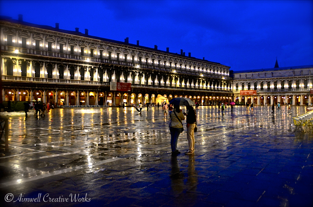 Piazza San Marco, Venizia