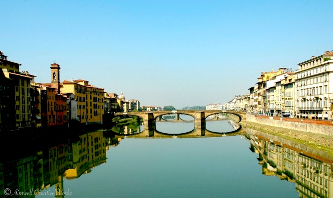 River Arno, Firenze